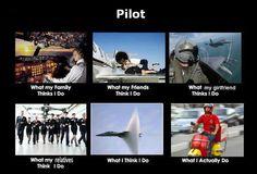 Pilots,,,, hahahaha