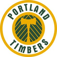Portland Timbers of the USA crest.