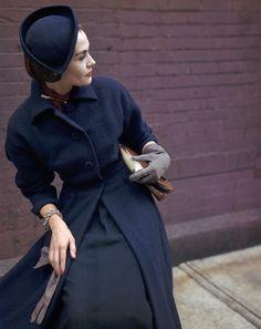 1940s Pauline Trigere suit