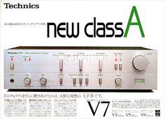 Technics new class A V7