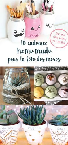10 homemade gifts (but super pretty) for Mother's Day - Fête des mères - noel Diy Gifts For Boyfriend, Birthday Gifts For Boyfriend, Dear Boyfriend, Bday Gifts For Him, Gift Card Boxes, Handmade Christmas Gifts, Mother Gifts, Homemade Gifts, Wedding Cards