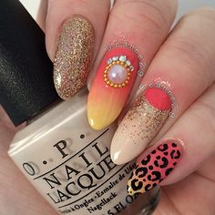 Instagram photo by deanne29  #nail #nails #nailart