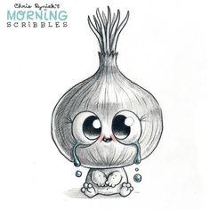 Chris Ryniak is creating Friendly Monster Drawings - Kinder Malerei - Cute Monsters Drawings, Cute Easy Drawings, Cool Art Drawings, Pencil Art Drawings, Kawaii Drawings, Art Drawings Sketches, Cartoon Drawings, Cartoon Art, Animal Drawings