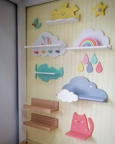 Kids Bedroom Ideas home playhouse Baby Bedroom, Baby Room Decor, Girls Bedroom, Nursery Decor, Bedroom Decor, Bedroom Ideas, Kids Decor, Diy Home Decor, Wood Crates