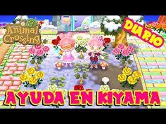 Animal Crossing New Leaf - Decorando Kiyama - DIARIO