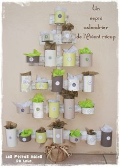 16 advent calendar ideas you can make yourself - Gift Ideas - Tips and Crafts Cinderella Wallpaper, Christmas Cards, Xmas, Event Calendar, Calendar Ideas, Gifts For Family, Handmade Christmas, Crates, Gift Tags