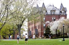 #ridecolorfully No longer will the hills of my alma mater Tufts University slow me down