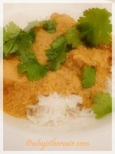 Making Thermomix Chicken in Yoghurt is faster than reheating a ready-made one! Fresh Coriander, Ground Coriander, Thermal Cooker, Turkey Curry, Ginger Slice, Indian Chicken, Boneless Chicken, Healthy Options, Other Recipes