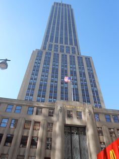 Empire state building! New York