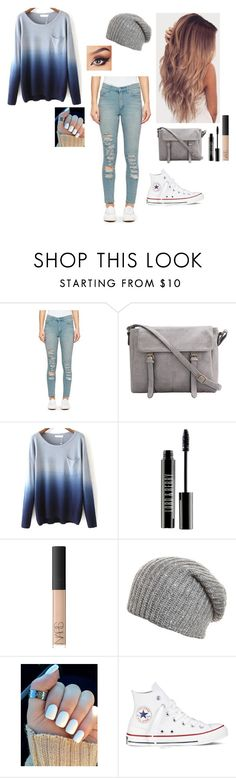 """""""Untitled #248"""" by chillin13 ❤ liked on Polyvore featuring Cheap Monday, Lord & Berry, NARS Cosmetics, Anna Field and Converse"""