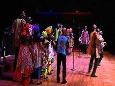 Soweto Gospel Choir - Swing Down