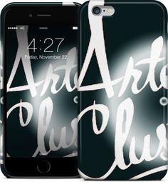 Arte Cluster Black iPhone Cases & Skins by Arte Cluster | Nuvango