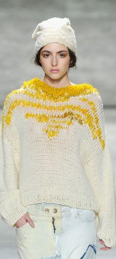 Lupe Gajardo Mercedes-Benz Fashion Week