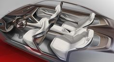 BMW Vision Future Luxury on Behance