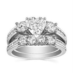 19 CTW Channel Set Baguette and Round Diamond Engagement Ring w08