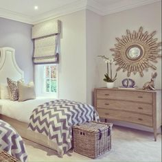 Sophie Paterson Interiors, bedroom, twin beds