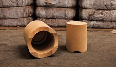 cork stools | alvaro siza