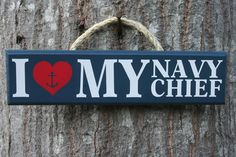 I Love My Navy Chief