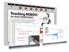 Teaching ROBOTC for LEGO MINDSTORMS Curriculum Training #Robotics Robot Programming, Programming For Kids, Curriculum, Homeschool, First Lego League, Lego Creative, Lego Mindstorms, Lego Robot, Play To Learn