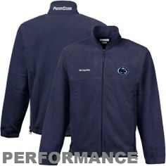 The  cheapest NCAA Columbia Penn State Nittany Lions Navy Blue Flanker Full Zip Performance Fleece Jacket (Small) On Sale - http://buynowbestdeal.com/36352/the-cheapest-ncaa-columbia-penn-state-nittany-lions-navy-blue-flanker-full-zip-performance-fleece-jacket-small-on-sale/?utm_source=PN&utm_medium=pinterest&utm_campaign=SNAP%2Bfrom%2BCollege+Memorabilia%2C+NCAA+Sports+Memorabilia - College Apparel, College Gear, College Shop, Columbia, Jackets, NCAA, NCAA Fan Shop, Ncaa Spo