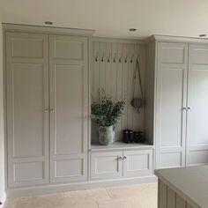 846 Likes, 49 Comments - Anna Boot Room Utility, Utility Room Storage, Hallway Storage, Cupboard Storage, Mudroom Cabinets, Mudroom Laundry Room, Cupboards, Home Room Design, House Design