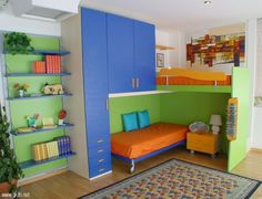 Bright Wall Colors