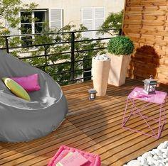 Decora tu terraza o balcón para este verano. Vamos a enfrentarnos a un reto de como decorar y crear un espacio único en un balcón por muy pequeña que sea.