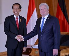 Presiden Jerman Yakin Presiden Jokowi Mampu Bawa Indonesia Maju Politik dan Ekonomi - Harian Luwak