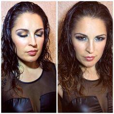 #eyeshadow #lips #foundation #makeup #tattoogirl
