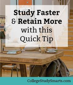 Study Faster And Retain More Information + Replace Confusion With Confidence | Study Tips for College, study tips, college study tips, university study tips, online student study tips, online course study tips, study strategies, study faster, study better, study habits, study hacks, study schedule, college study skills, how to study in college, online study tips