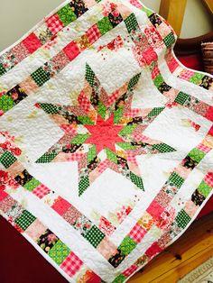 Matilda's Quilt and Free Pattern ✂️ susies-scraps.com