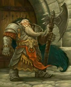 г Fantasy Dwarf, Fantasy Male, Fantasy Armor, Medieval Fantasy, Fantasy Portraits, Character Portraits, Fantasy Character Design, Character Art, Dwarf Paladin