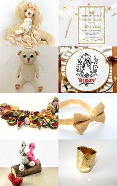 Earthlings by Gabbie on Etsy--Pinned with TreasuryPin.com