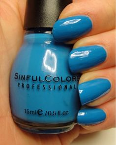 Sinful Colors - Why Not
