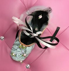 Black and Pink Dance Supplies: Back to School Pointe Shoe Bash!