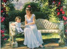 Vladimir Volegov (1957 - …..) – Pintor Russo_42