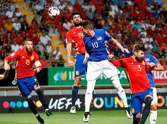 Blog Esportivo do Suíço:  Com dois de Diego Costa, Espanha massacra Lichtenstein nas Eliminatórias