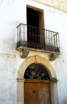 Spanish Balcony art photography Gaucin Spain wall by TeaandTiffin, £28.00