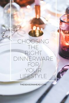 Choosing the Right Dinnerware Material for Your Lifestyle