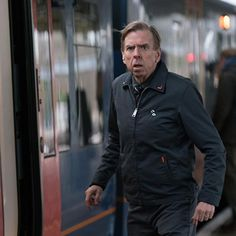 Meet the cast of Electric Dreams: The Commuter