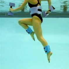 Benefits Of Water Aerobics    Provides Buoyancy & Support, Quick Muscular Endurance, Improved Flexibility, Improve Cardiovascular Conditioning, Helps Keep Cool, Burn Calories, and it's fun!
