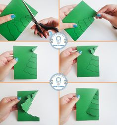 23 Clever DIY Christmas Decoration Ideas By Crafty Panda Pop Up Christmas Cards, Pop Up Cards, Xmas Cards, Toddler Christmas, Christmas Crafts For Kids, Christmas Fun, Step Card, 3d Birthday Card, Paper Cards