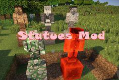 Statues Mod 1.6.4 Minecraft