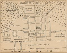 MOBILE, ALABAMA 1815 Perry-Castañeda Library