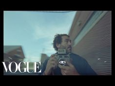 A Moving Portrait of a Photographer: Daniel Arnold · Lomography Vogue Youtube, City Shorts, Punch In The Face, Small Moments, Jane Birkin, Lomography, Street Photographers, Inspirational Videos, Short Film