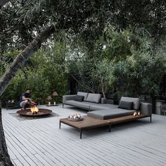Modern Outdoor Furniture For Small Spaces Modern Patio Furniture Images Depot Sets Small Apartment Ideas Designs For Spaces Patios Mid Century Modern Outdoor Furniture Small Space Outdoor Lounge, Outdoor Spaces, Outdoor Living, Outdoor Decor, Outdoor Ideas, Outdoor Sectional, Outdoor Fabric, Outdoor Pool, Sectional Sofa