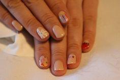 【my design】Birthday nail
