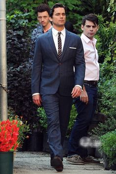 You strut it, Matty.  He COMMANDS attention wherever he goes!