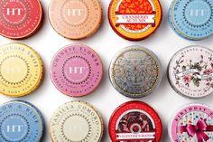 ニューヨーク発、ハーニー&サンズからホワイトデーにぴったりなギフト紅茶が登場 - http://www.fashion-press.net/news/15300