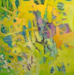 Garden olej na płótnie 100x100cm Maya, Paintings, Paint, Painting Art, Painting, Painted Canvas, Drawings, Maya Civilization, Grimm